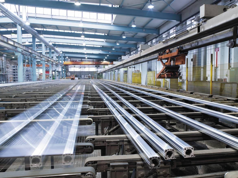 HAI - News - Hammerer Aluminium Industries  reagiert mit großem Investitionspaket auf Vollauslastung