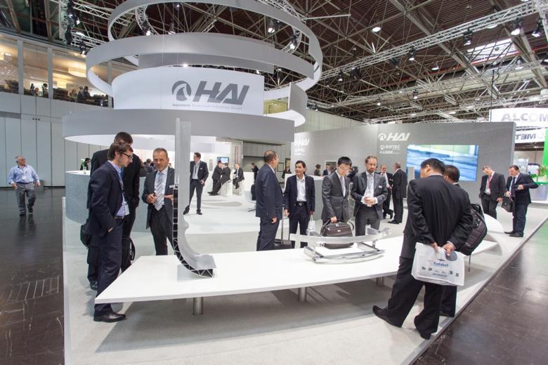 HAI - News - HAI auf der ALUMINIUM 2018 in Düsseldorf