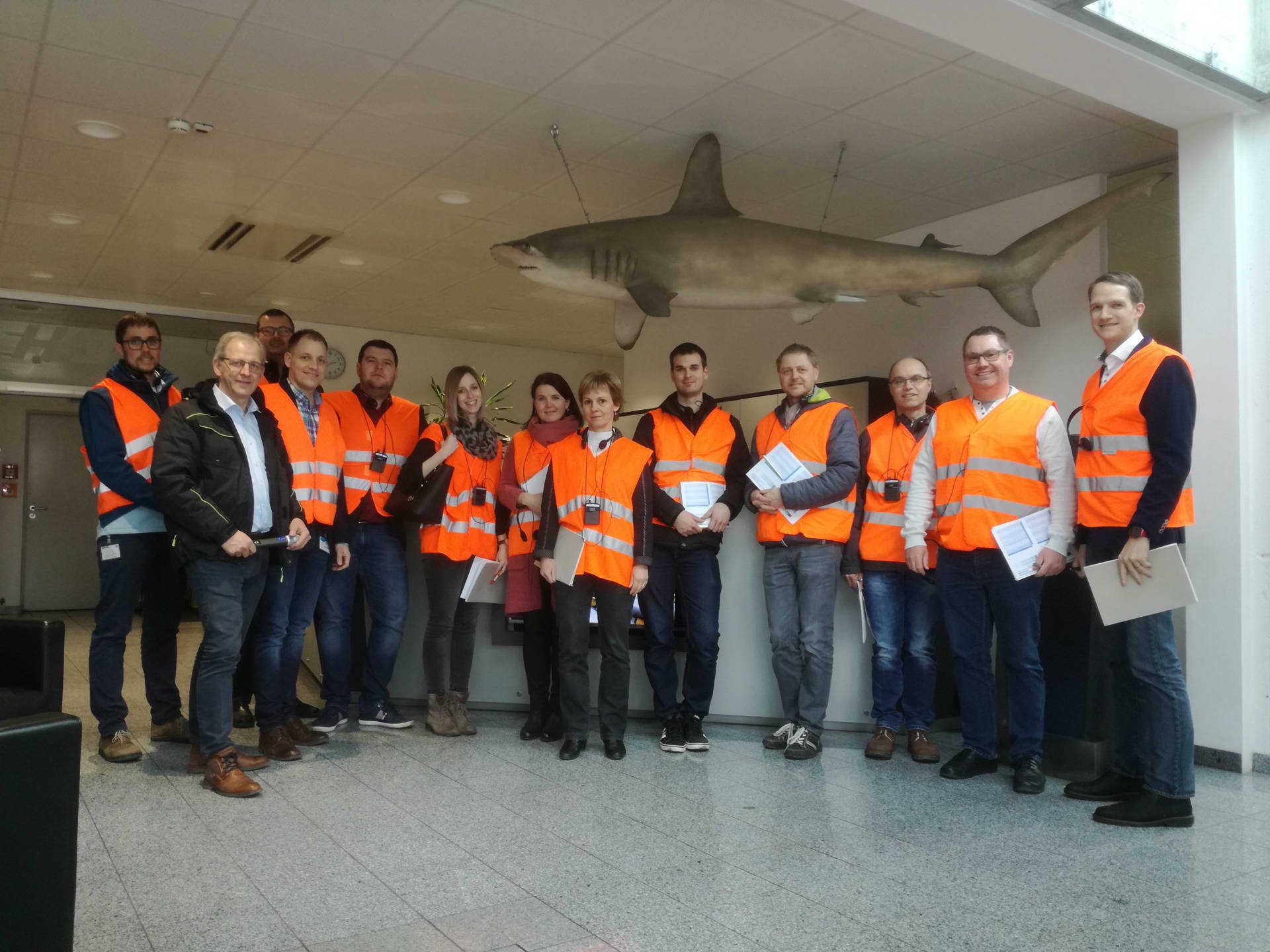 HAI - News - KVP-Plattform des Automobil-Cluster OÖ zu Gast bei HAI