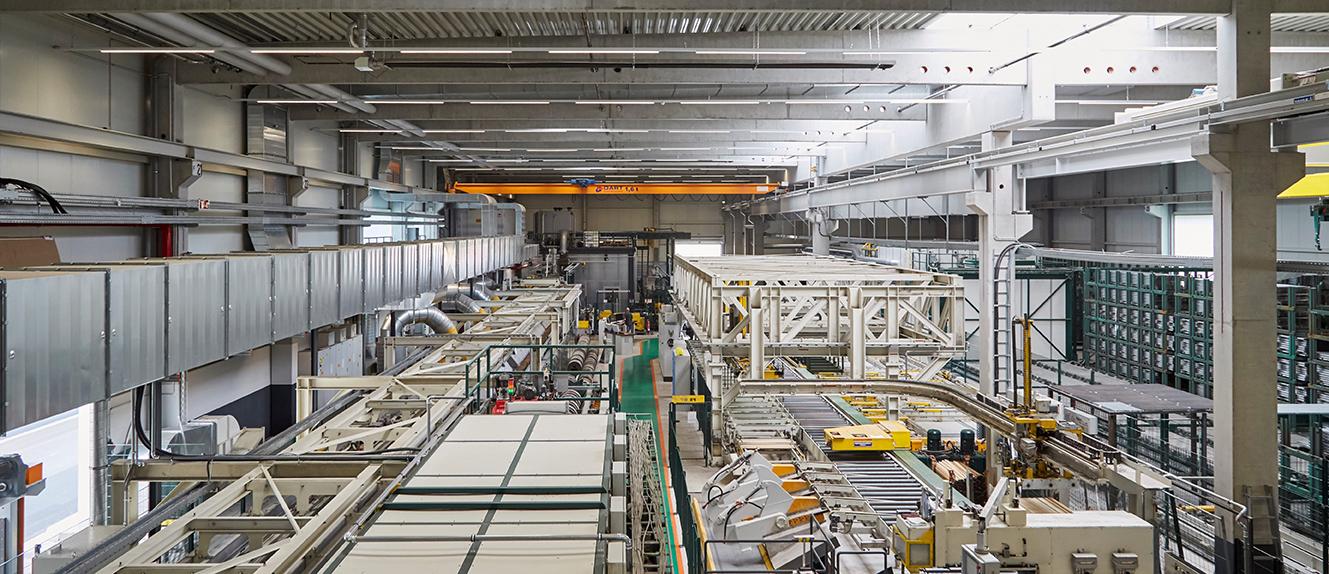 HAI - News - HAI Extrusion Germany eröffnete neue Produktionshalle in Soest