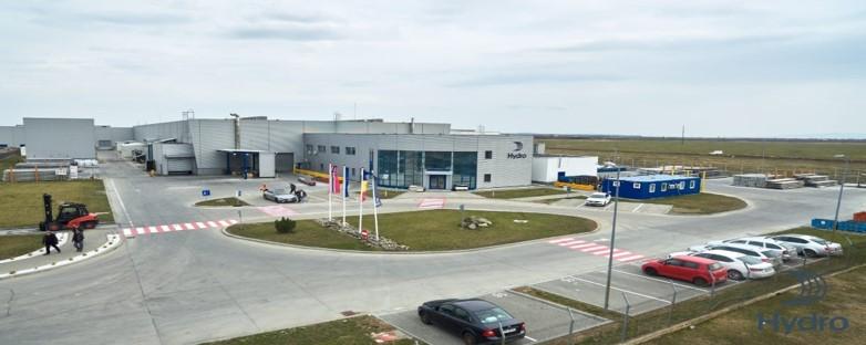 HAI - News - HAI-Gruppe erweitert Kapazitäten mit Übernahme des Hydro      Extrusion Standortes in Rumänien